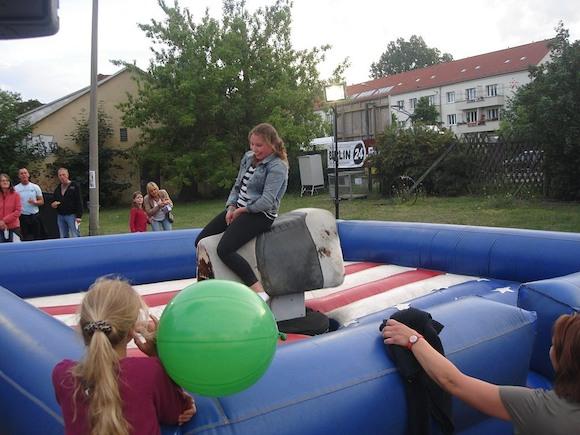 Германо-Российский фестиваль DRF 2016 глазами ребенка