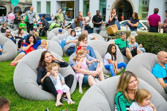 Фестиваль российской культуры FEELRUSSIA в Мюнхене