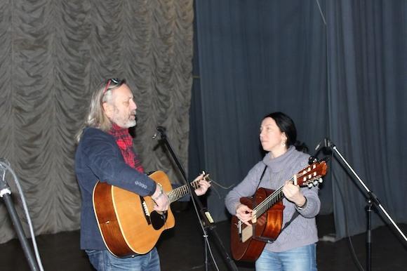 Музыкально-литературный салон «Дружба» в Берлине