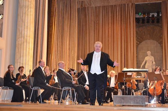 Die Berliner Symphoniker: немецкий оркестр с русской душой