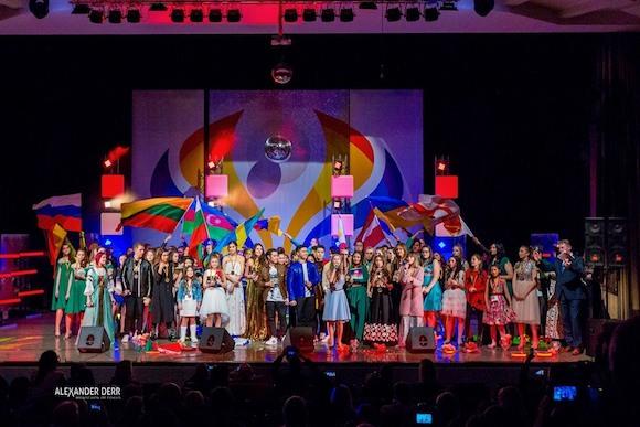 Финал пятнадцатого Euro Pop Contest «Berliner Perle»