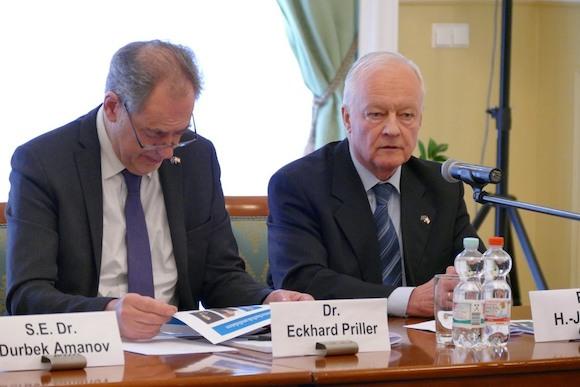 Узбекистан: в новый 2017-й год с новым Президентом