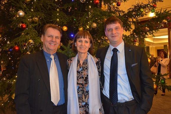 Рождественское настроение от Москвы до Берлина