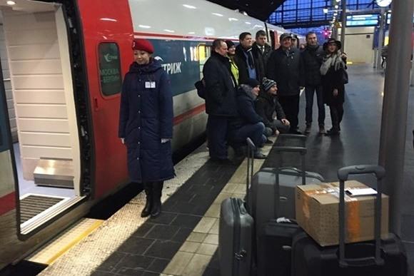 «Стрижом» долететь до Москвы