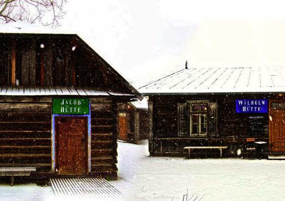 Märchenhütte: старые сказки на новый лад