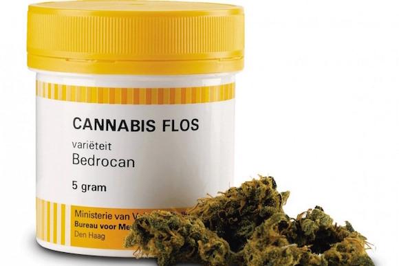 В Германии разрешили марихуану