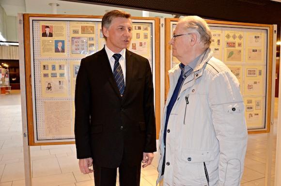 В Берлине отметили Международный День космонавтики