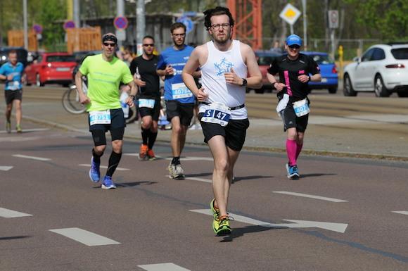 В Лейпциге прошел 41 ежегодный марафон