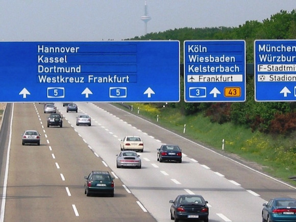Немецкие автобаны станут платными?