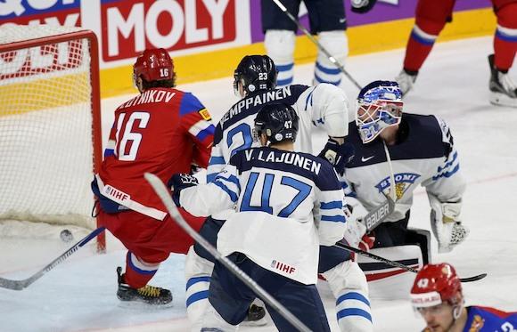 Сборная России в матче за бронзу ЧМ по хоккею-2017 в Кельне обыграла Финляндию!