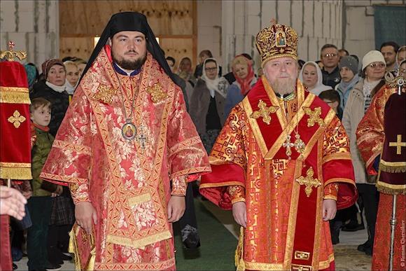 Православный престольный праздник