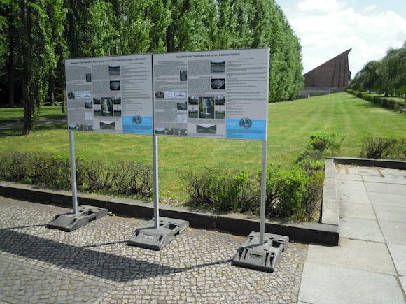 «Солдатские имена на Братских могилах» Трептов-парк 9 мая 2017 г.