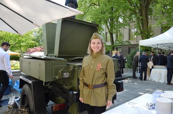 В Берлине отметили День Победы