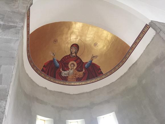 Православный престольный праздник в Гётшендорфе