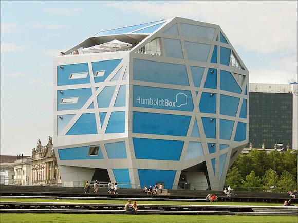 Над крышами Берлина. Панорамные берлинские рестораны «с изюминкой»