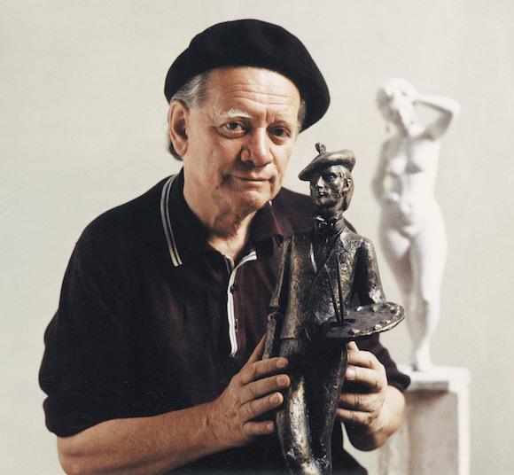 Выставка «Театр в скульптуре. Скульптура в театре»