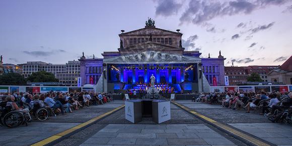 Берлин: по следам Classic Open Air