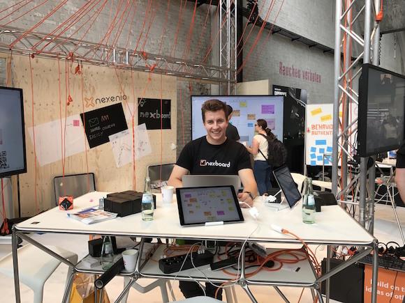ТОА17: Искусственный интеллект в реальном Берлине
