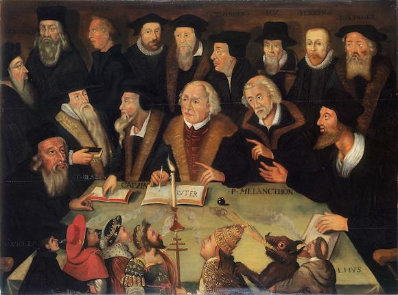 Интернациональный эффект Мартина Лютера