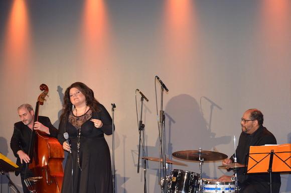 """Таллана Габриэль: """"Comeback to Jazz"""" в прямом эфире"""