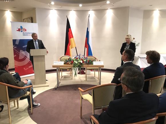 Поддержка русского языка в Берлине обеспечена