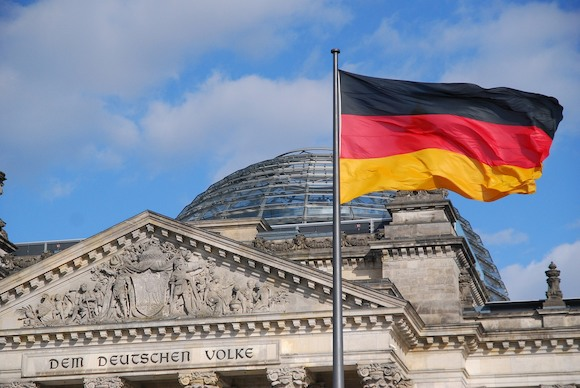 Открытие Берлинской государственной оперы в День Германского единства