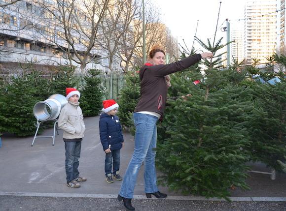 Рождественский вопрос: а вы купили ёлку?