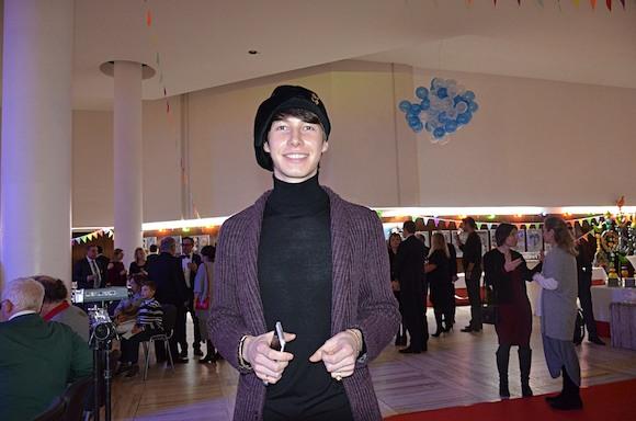Берлин: новогодний приём в Русском Доме