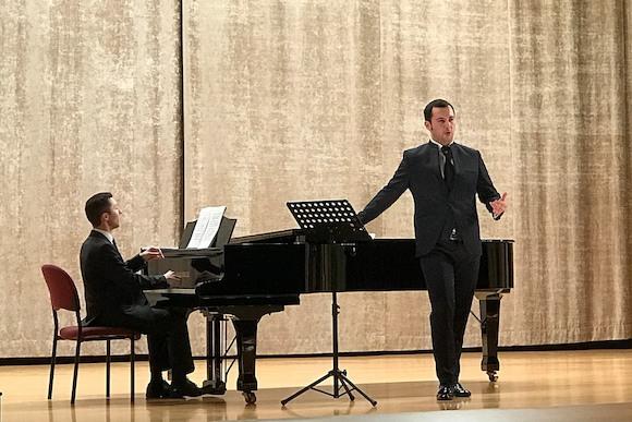 Любовь и гармония на Рождественском концерте в Посольстве России