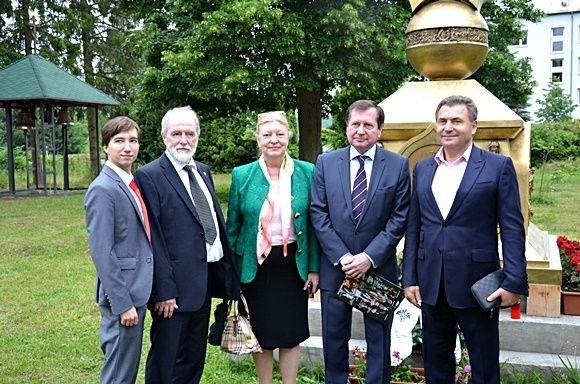 Эксклюзивное интервью с Послом РФ в Германии Владимиром Грининым