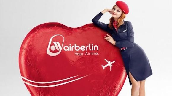 Последний сердечный привет от Air Berlin