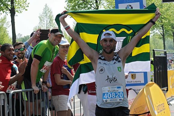 Бегун из Словакии стал победителем Лейпцигского марафона