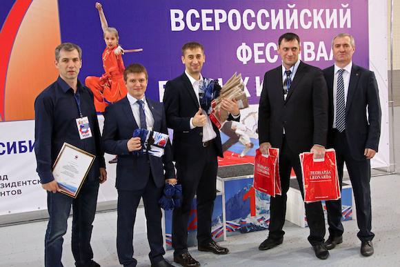 Связь между Германией и Россией помогут укрепить боевые искусства