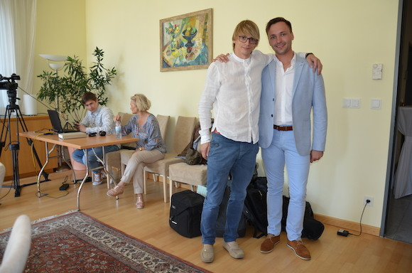 Балетмейстер Юрий Вамуш: «Я знал всегда, что сделаю эту большую историю»…