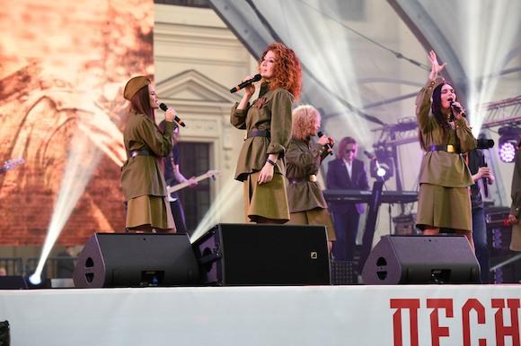 Песни Победы в Берлине: