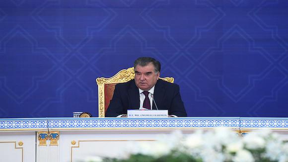 """Выступление Президента Таджикистана Эмомали Рахмона на церемонии открытия Международной конференции """"Противостояние терроризму и насильственному экстремизму"""""""