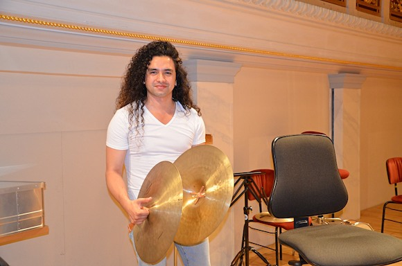 Валерий Гергиев выступил с оркестром Российско-немецкой Академии в Берлине