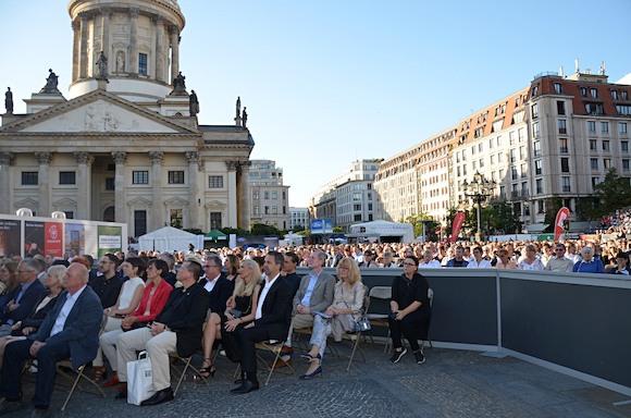Classic Open Air 2018: так звучит берлинское лето