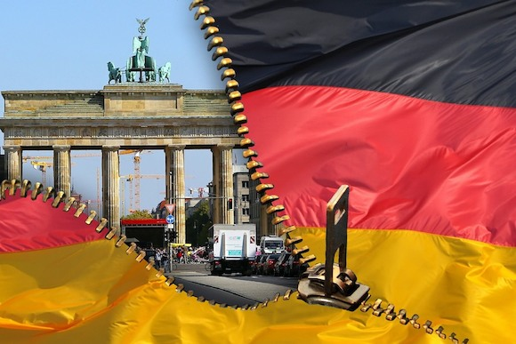Кому ещё нужна фан-зона у Бранденбургских ворот?