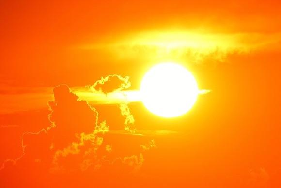 Африканская жара в Берлине — до 38 °С!