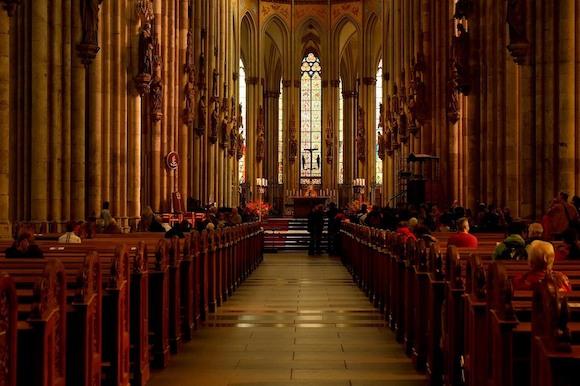 Церкви Германии теряют прихожан
