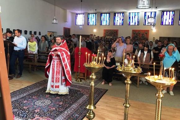 История одного храма: интервью с отцом Николаем Забеличем