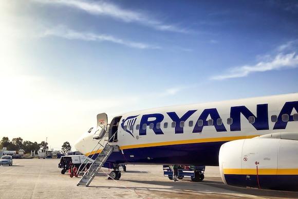 В пятницу Ryanair отменяет 32 рейса в Берлине