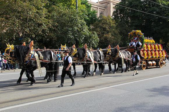 Октоберфест 2018 / Oktoberfest 2018