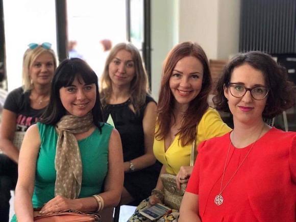 Форум о бизнесе  - это для женщин!