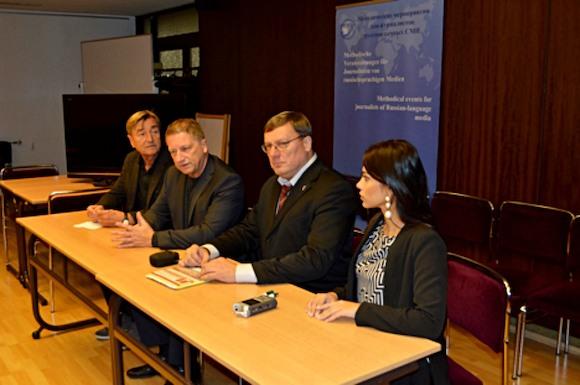Методические мероприятия для журналистов русскоязычных СМИ