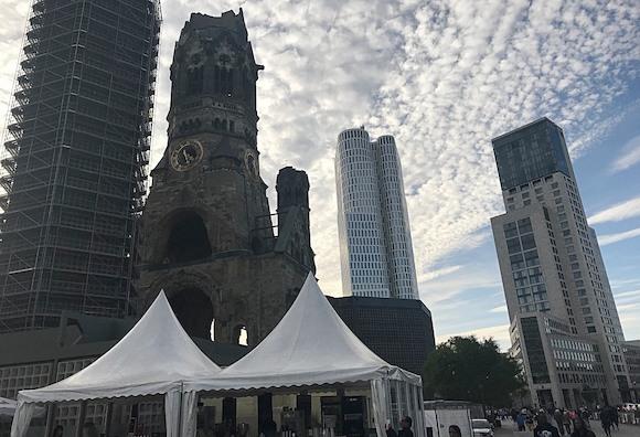 Берлин осваивает концепцию безопасности на Breitscheidplatz