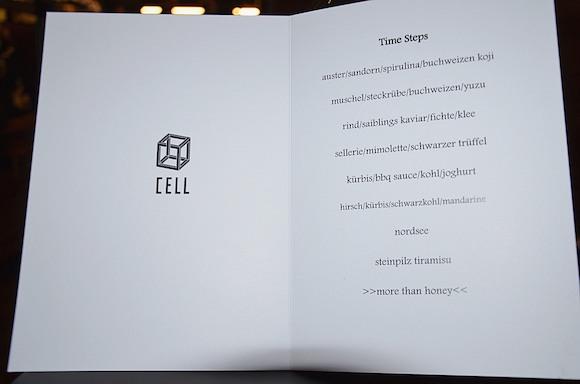 «Cell»: русский взгляд на европейский ресторан