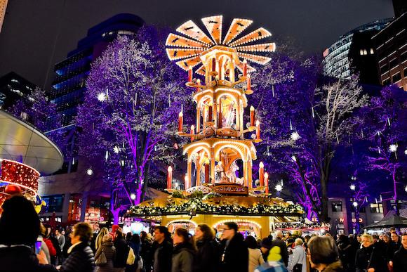 Готовимся к Рождеству, встречаем Новый 2019 год в Берлине!