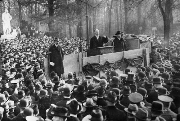 Экспозиция «Берлин в революции 1918 – 1919 годов»